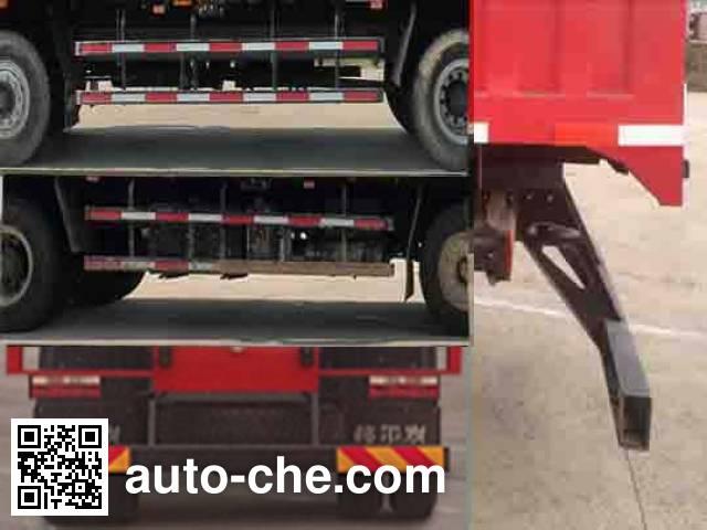 JAC HFC5251XXYP2K3D42S1V box van truck
