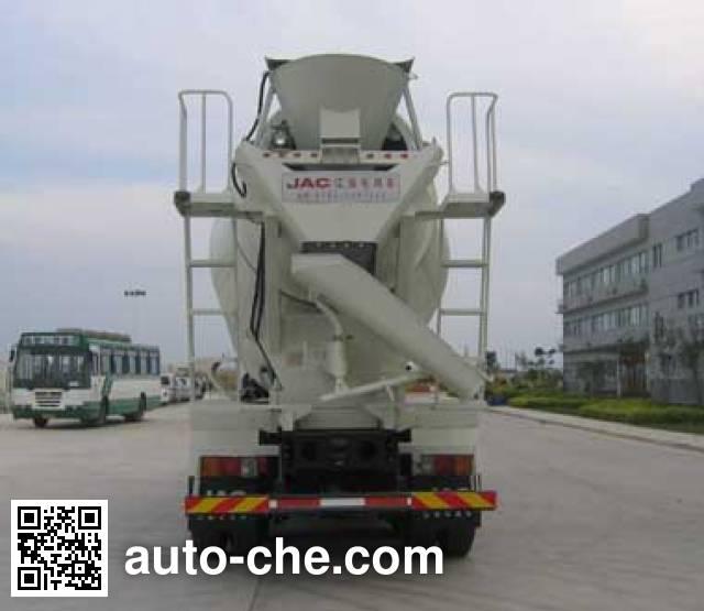 JAC HFC5310GJBLKR1K3 concrete mixer truck