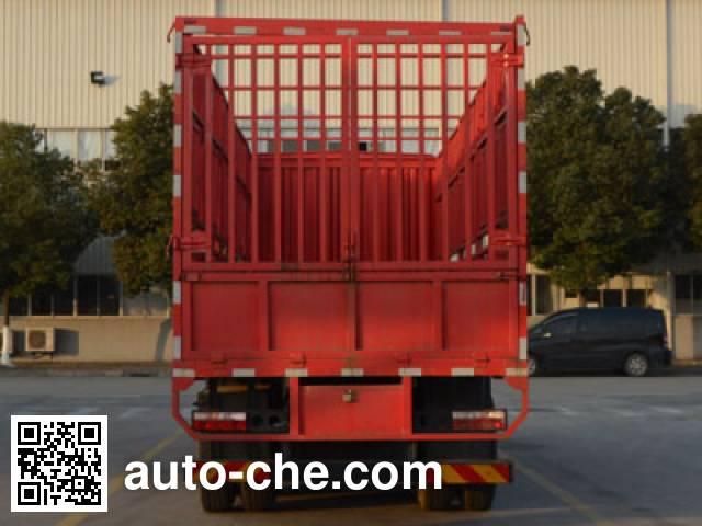 江淮牌HFC5311CCQYP1K4H45V畜禽运输车