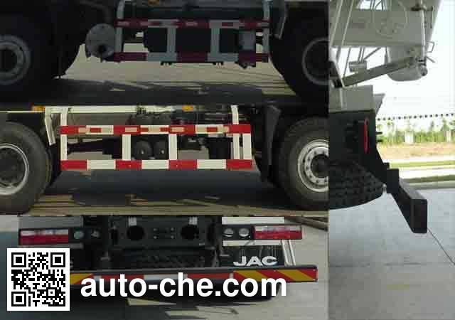 JAC HFC5311GJBP1K6H32F concrete mixer truck