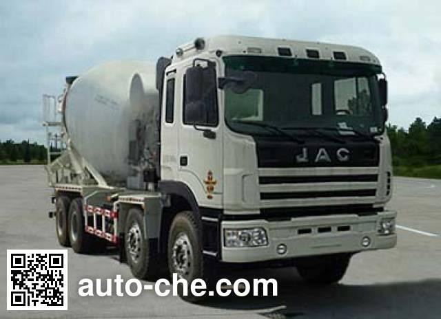 JAC HFC5311GJBP1K6H35F concrete mixer truck