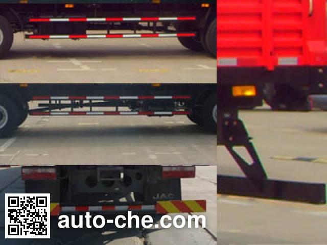 JAC HFC5241JSQP2K1C54F truck mounted loader crane