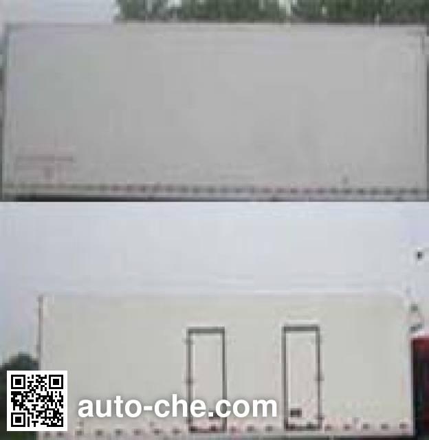 江淮牌HFC5311XLCP1K4H45V冷藏车