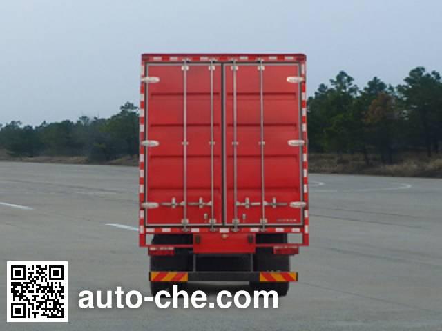 JAC HFC5311XXYP2K4H45S1V box van truck