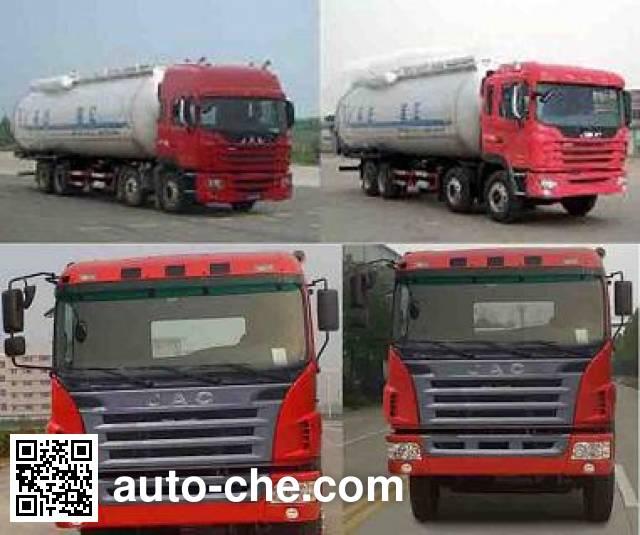 JAC HFC5314GFLK1R1LT bulk powder tank truck