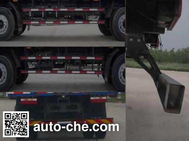 JAC HFC5314XXBKR1LET soft top box van truck