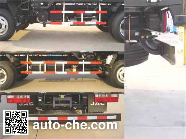 JAC Wuye HFC5820P1 low-speed vehicle