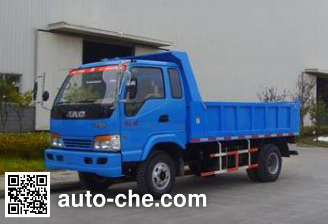 JAC Wuye HFC5820PD9 low-speed dump truck