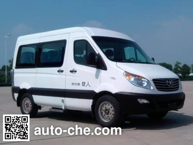 JAC HFC6491KMDGF bus
