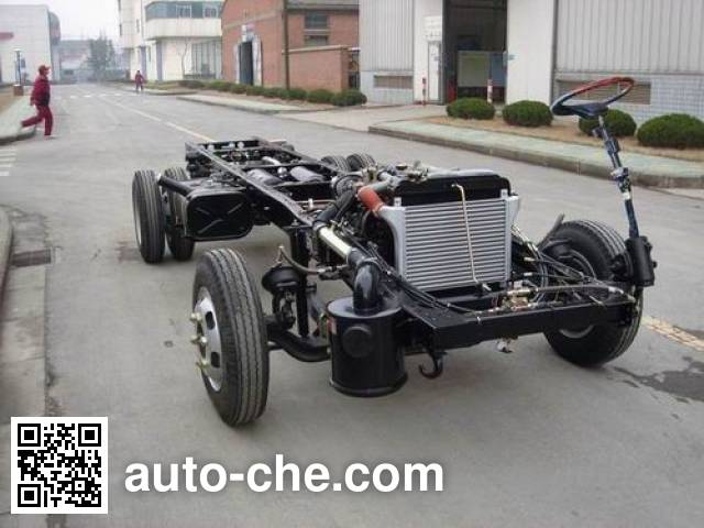 JAC HFC6490KY3V bus chassis