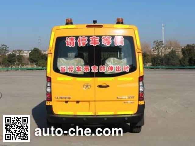 JAC HFC6501K1MDXCAF preschool school bus