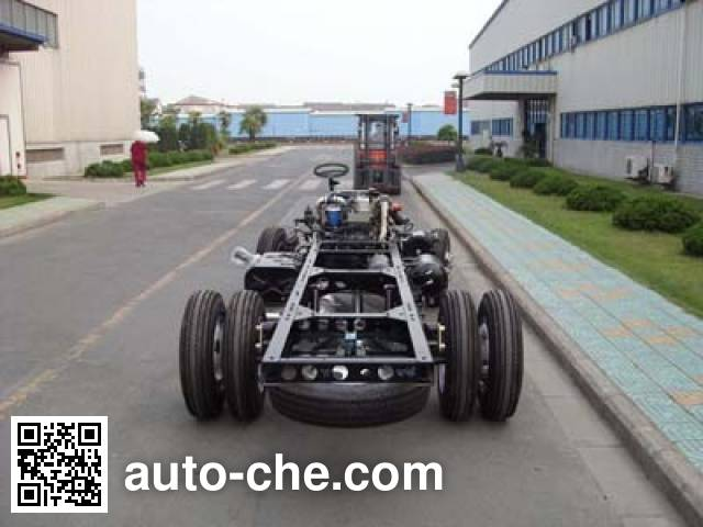 JAC HFC6570KY4V bus chassis