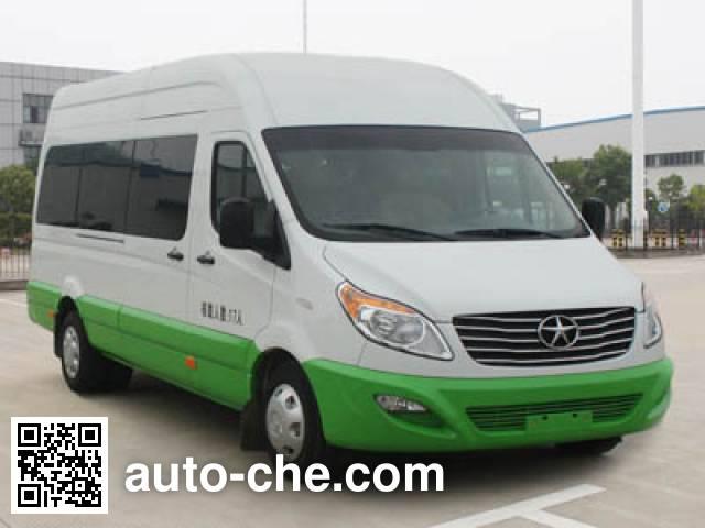 JAC HFC6601EVH1 electric bus