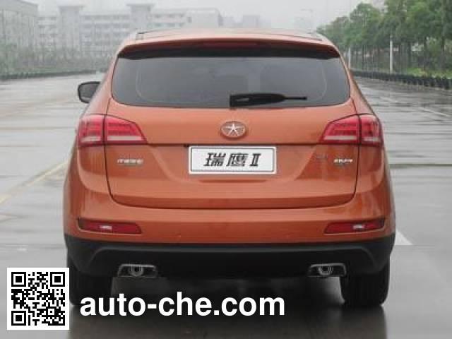 JAC HFC7202E1F car