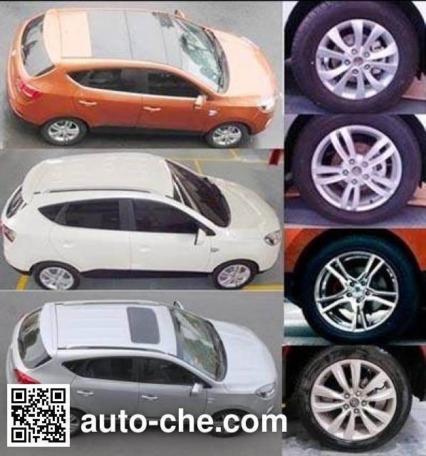 JAC HFC7152EV car