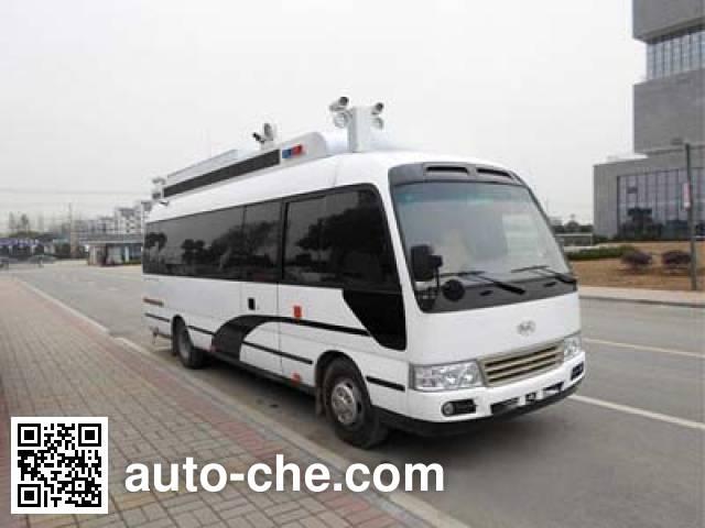 Ankai HFF5060XZH5 command vehicle