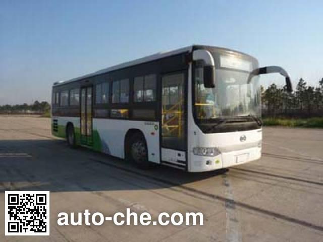 安凯牌HFF6100GDE5B城市客车