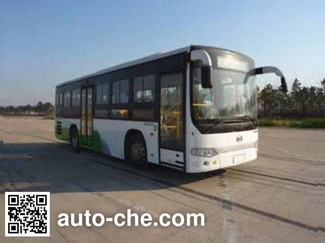 安凯牌HFF6101G39DE5城市客车