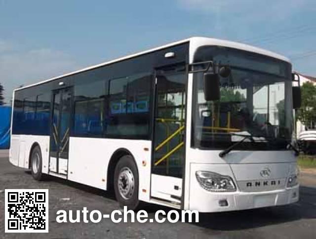 安凯牌HFF6104G03PHEV混合动力城市客车