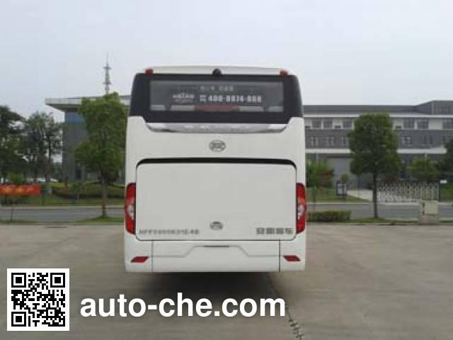 Ankai HFF6109K10PHEV-11 plug-in hybrid bus