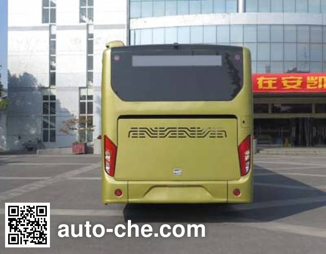 安凯牌HFF6123G03CHEV-21插电式混合动力城市客车