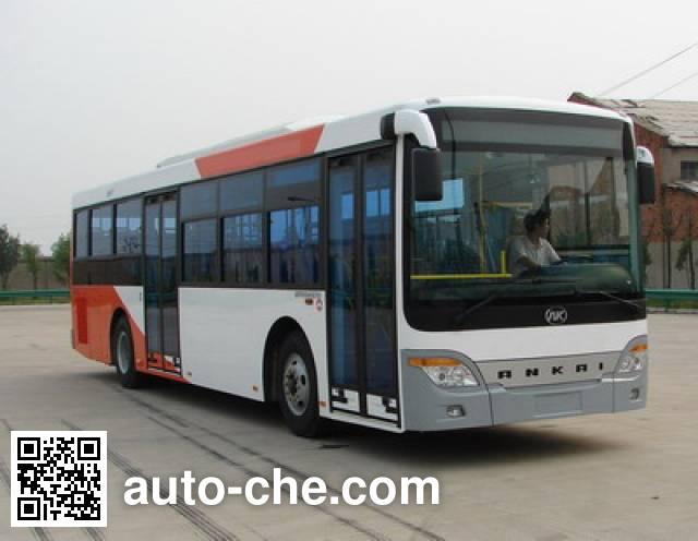安凯牌HFF6110G64D城市客车