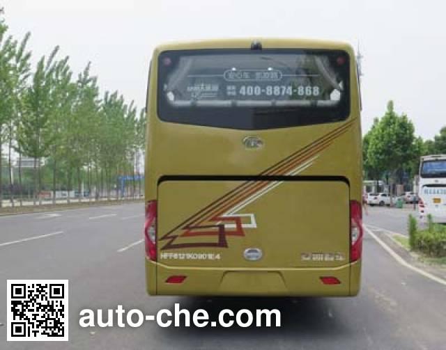 安凯牌HFF6121K09D1E4客车