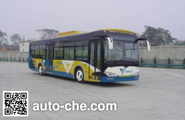 安凯牌HFF6123GZ-4城市客车