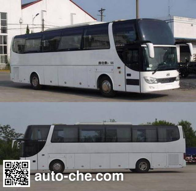 安凯牌HFF6121K06DQ客车