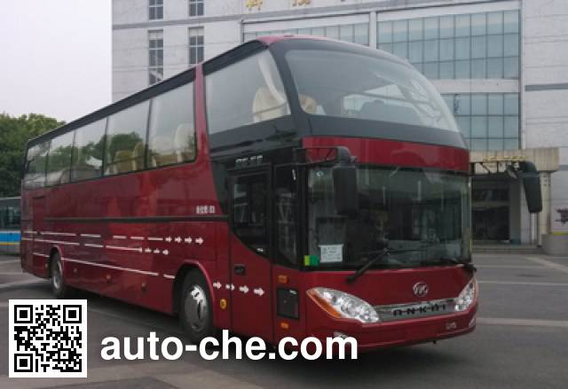 Ankai HFF6120K40D2E5 luxury coach bus