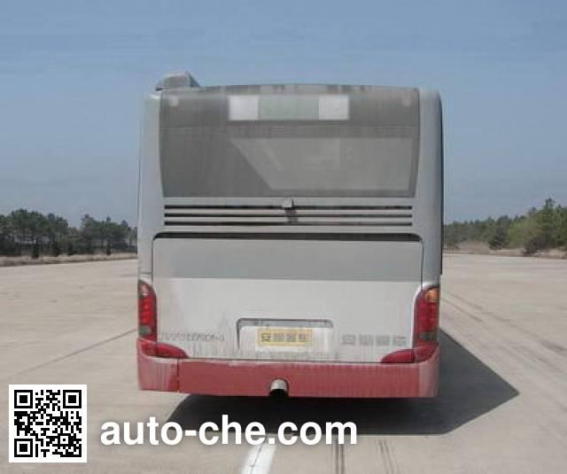 安凯牌HFF6127GZ-4城市客车