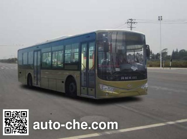 Ankai HFF6129G03EV-5 electric city bus