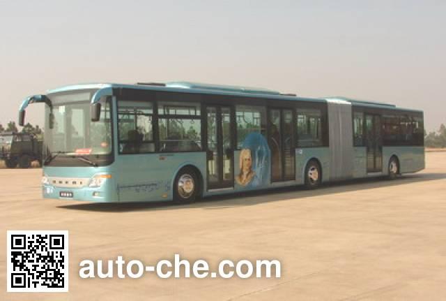 Ankai HFF6181G02D articulated bus