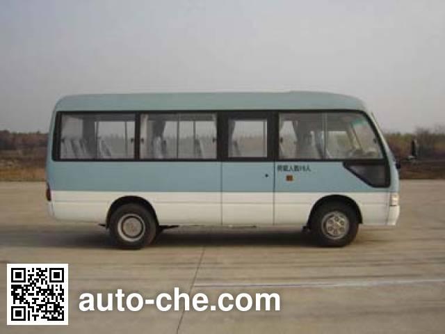 安凯牌HFF6606KDE5FB客车