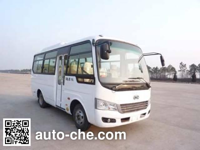 安凯牌HFF6609KDE5FB客车