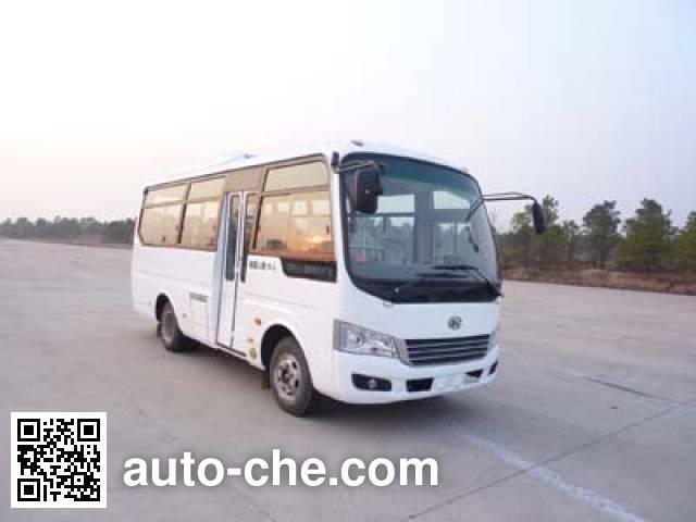 安凯牌HFF6629KEVB2纯电动客车