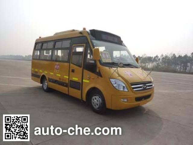 Ankai HFF6661KX5 primary school bus