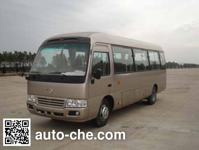 Ankai HFF6705BEV electric bus