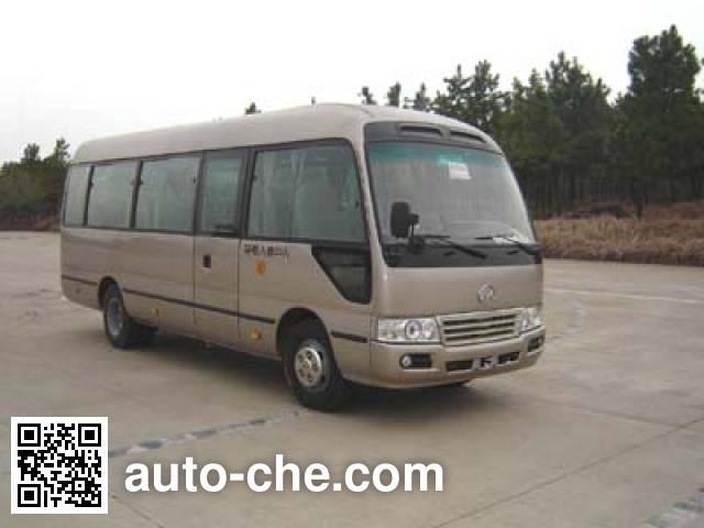 安凯牌HFF6700KDE5FB2客车