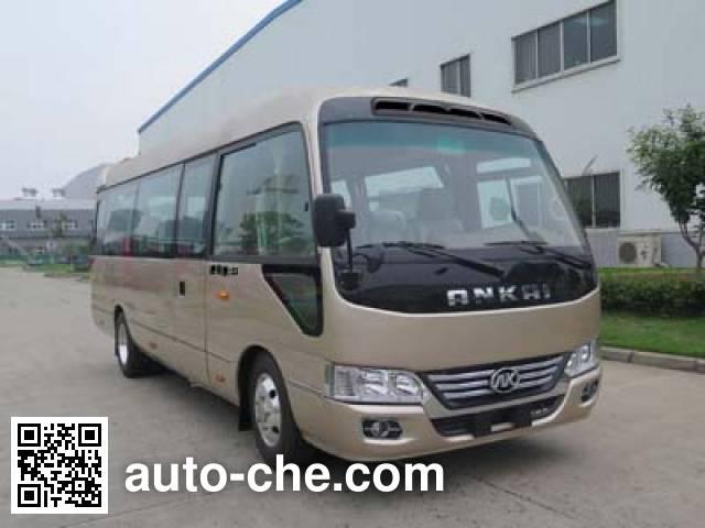 Ankai HFF6707BEV electric bus