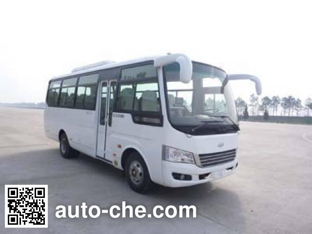 安凯牌HFF6739KDE5FB客车