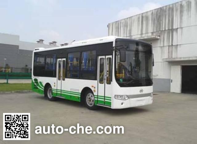 安凯牌HFF6770GDE5B1城市客车