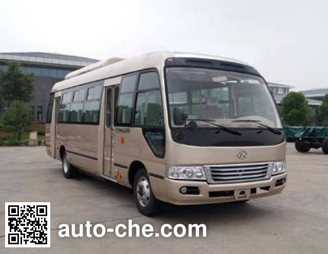 安凯牌HFF6802KEVB纯电动客车
