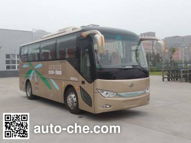安凯牌HFF6809K10EV纯电动客车