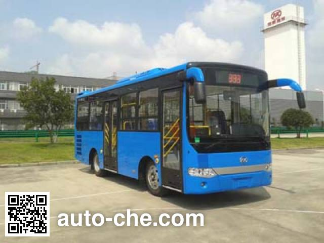 安凯牌HFF6810GDE5B城市客车