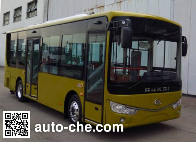 安凯牌HFF6850G03DE5城市客车