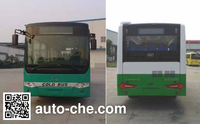 Ankai HFF6850GDE5B city bus