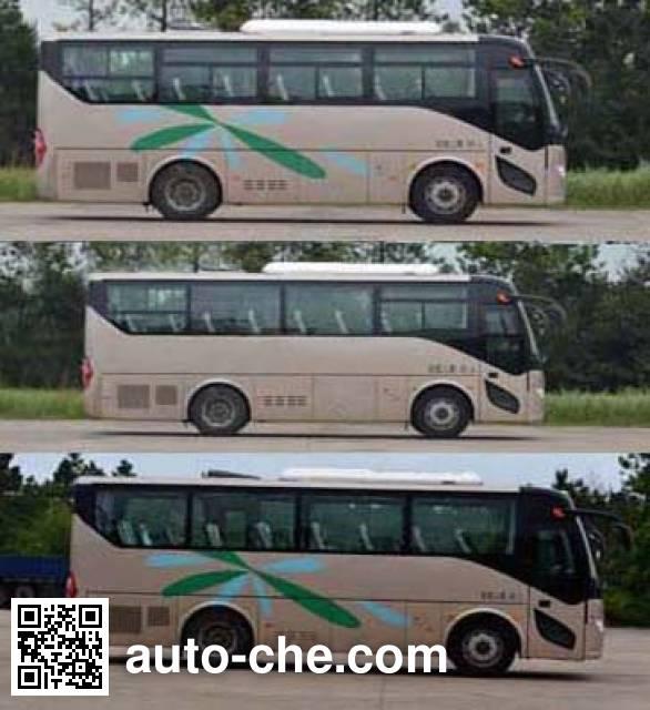 Ankai HFF6909K10PHEV-1 plug-in hybrid bus