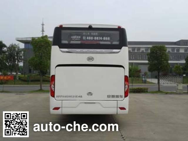 Ankai HFF6909KD2E5B bus