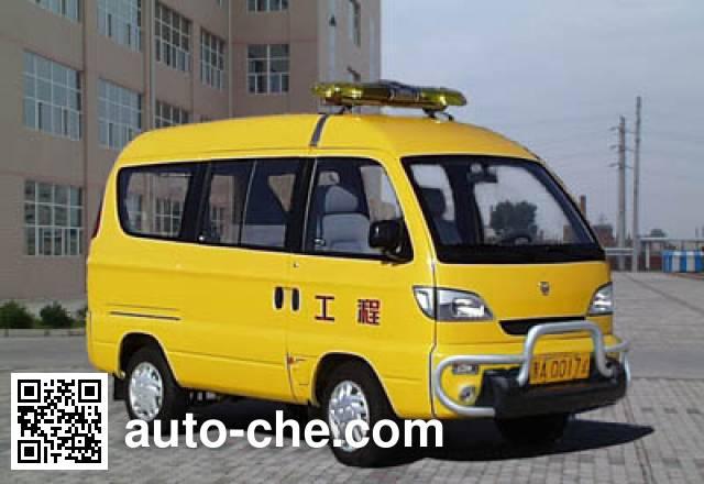 Hafei Songhuajiang HFJ5014XGCA engineering works vehicle